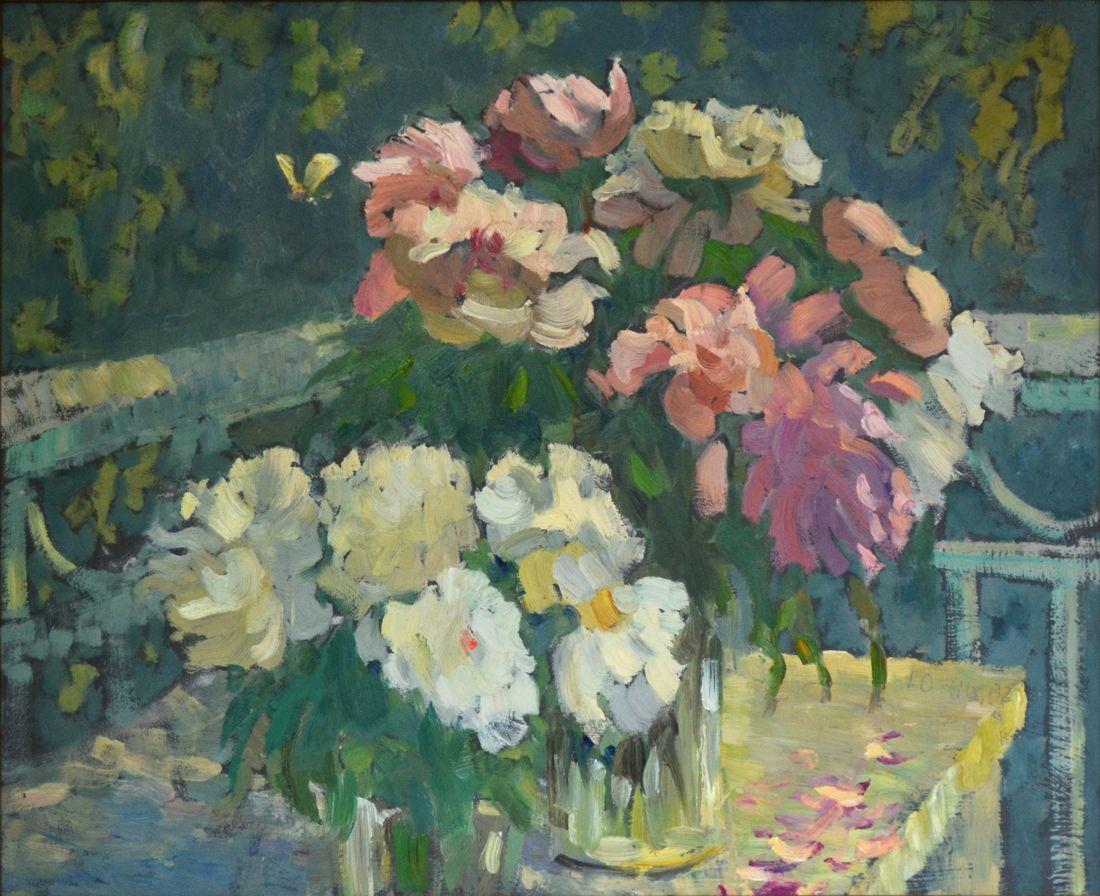 """""""Цветы на балконе"""""""
