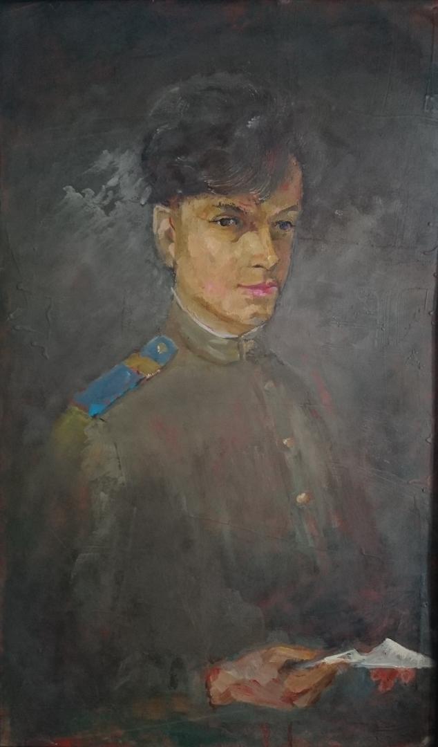 """""""Старший сержант"""" (Холмогорский В.Ф.)"""